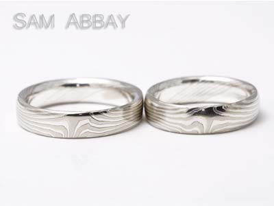 Mokume Wedding Rings on Make Your Own Wedding Rings   Mokume Gane