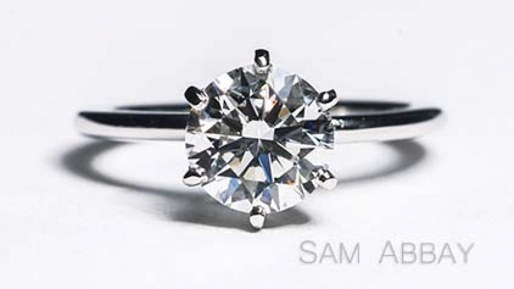 engagement rings stoneless ring usa
