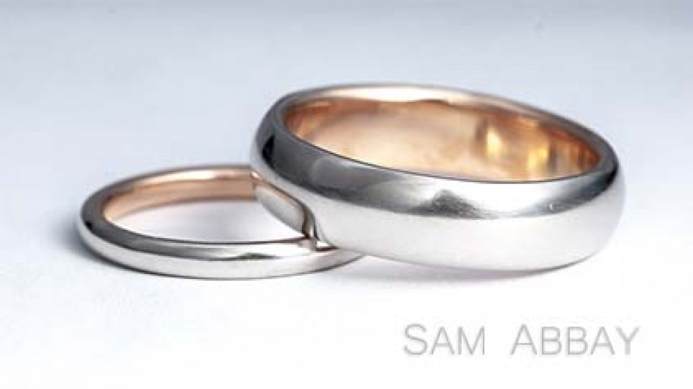 rings with liners - Wedding Rings Platinum