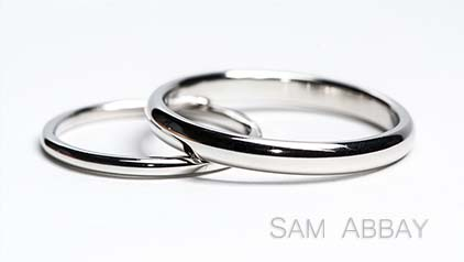simple bands - Wedding Ring Bands