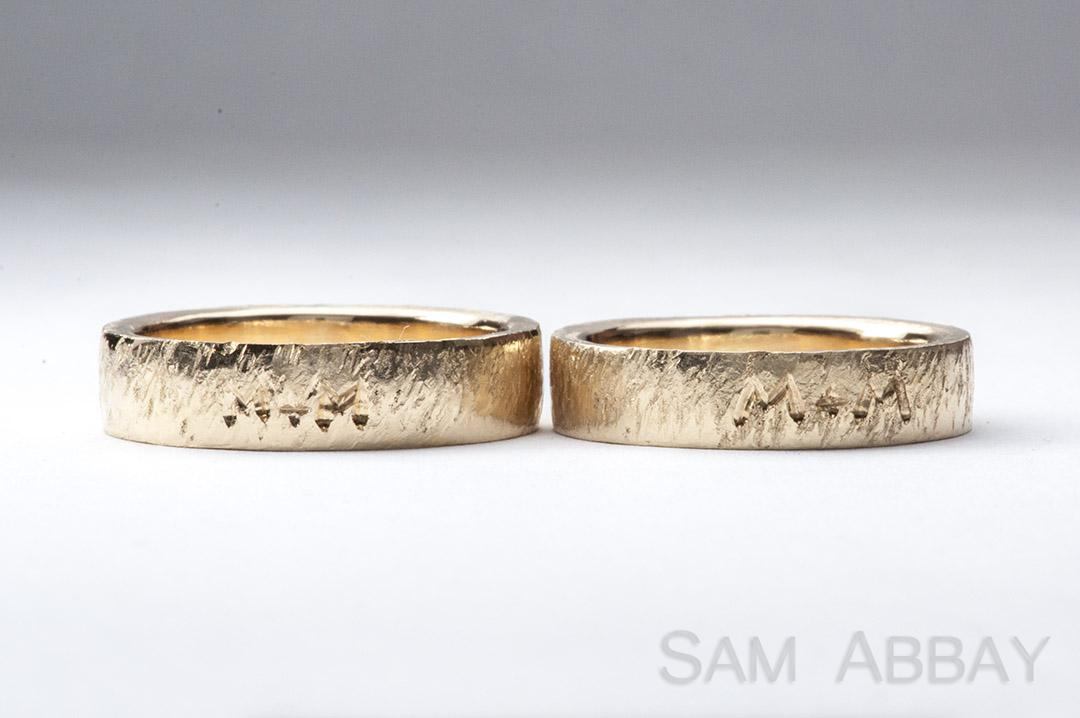 custom bands new york wedding ring