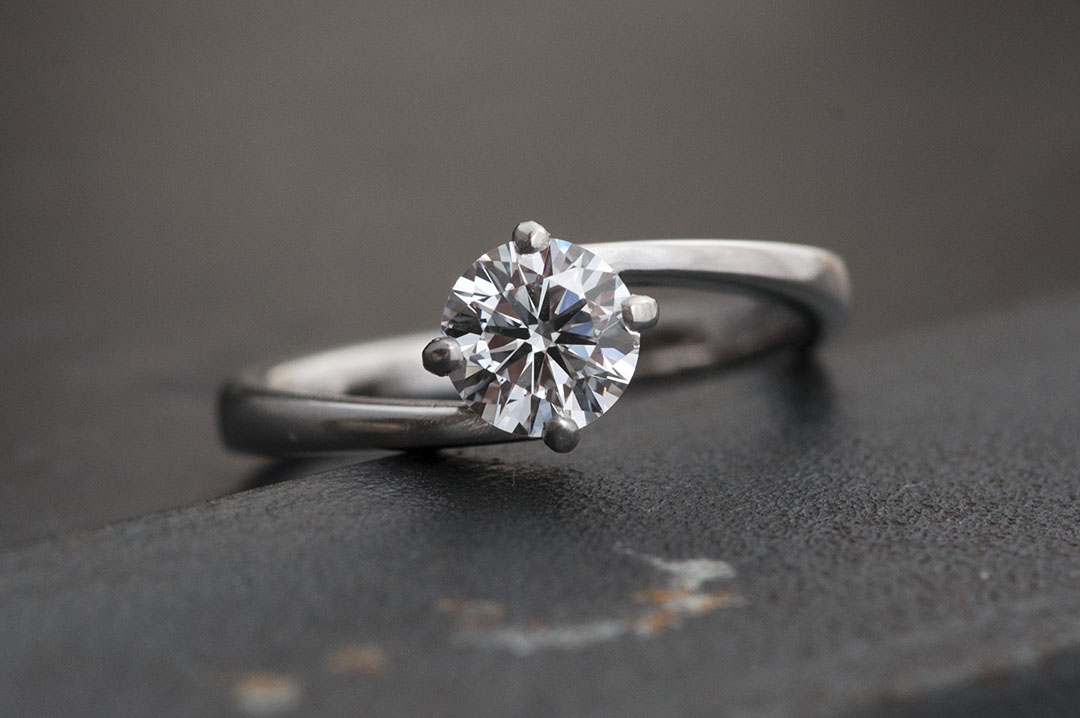 New York Wedding Ring