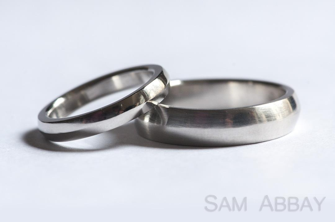 Custom bands new york wedding ring for New york wedding ring