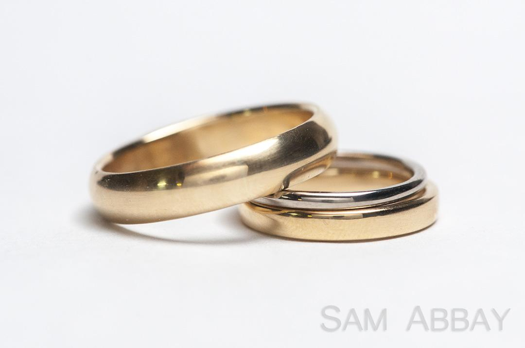Simple Bands – New York Wedding Ring