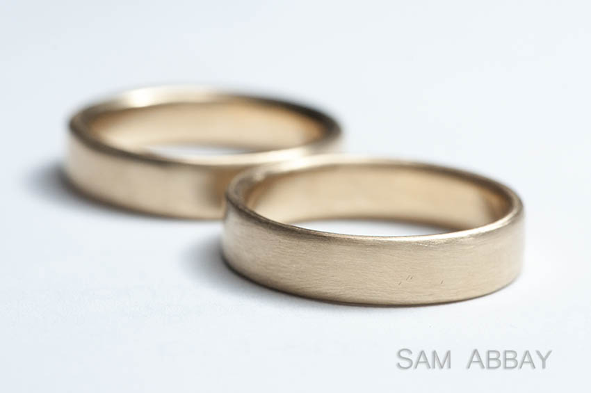 Same Wedding Rings – New York Wedding Ring