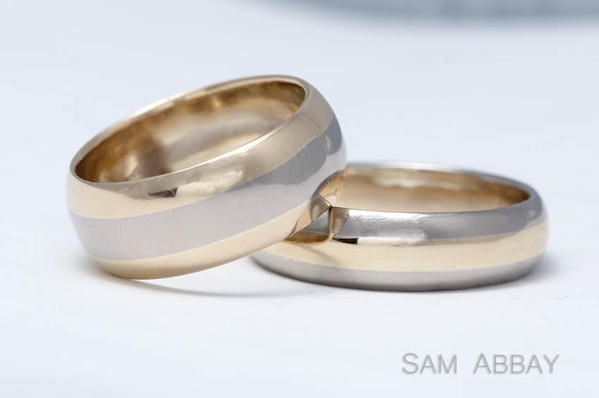 Same Wedding Rings – New York Wedding Ring